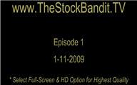 TSBTV#1 - Market View 1-11-2009