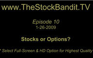 TSBTV#10 - Stocks or Options?