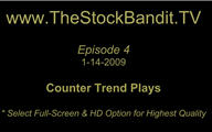 TSBTV#4 - Counter Trend Plays
