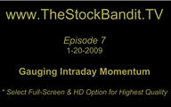 TSBTV#7 - Gauging Intraday Momentum