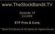 TSBTV#14 - ETF Pros & Cons