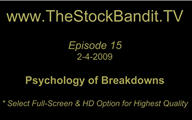TSBTV#15 - Psychology of Breakdowns