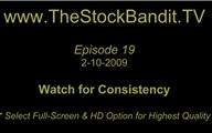 TSBTV#19 - Watch for Consistency