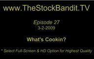 TSBTV#27 - What's Cookin?