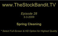TSBTV#28 - Spring Cleaning