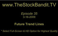 TSBTV#35 - Projecting Future Trend Lines