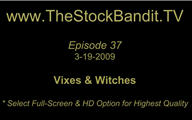 TSBTV#37 - Vixes & Witches