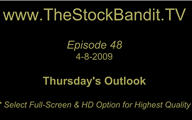TSBTV#48 - Thursday's Outlook