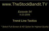 TSBTV#54 - Trend Line Tactics