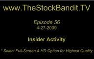 TSBTV#56 - Insider Activity