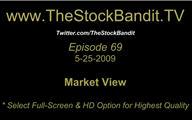 TSBTV#69 - Market View 5-25-2009