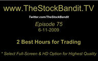 TSBTV#75 - Best 2 Hours for Day Trading