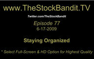 TSBTV#77 - Staying Organized