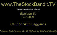 TSBTV#81 - Caution With Laggards