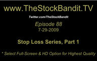 TSBTV#88 - Stop Loss Series #1