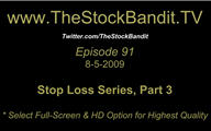 TSBTV#91 - Stop Loss Series #3