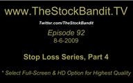 TSBTV#92 - Stop Loss Series #4