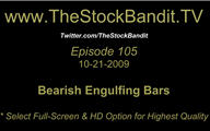 TSBTV#105 - Bearish Engulfing Bars