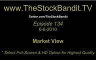 TSBTV#134 - Market View 6-6-2010
