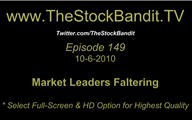 TSBTV#149 - Leadership Weakens 10-6-2010
