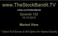TSBTV#152 - Market View 12-12-2010